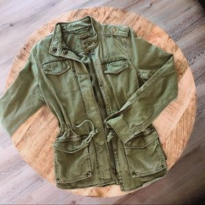 Lucky Brand Women's Army Jacket